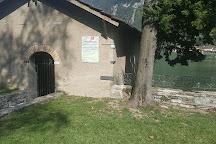 Baptisterium Riva San Vitale, Riva San Vitale, Switzerland