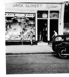J Glinert london