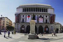 Plaza de Isabel II, Madrid, Spain