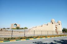 The Mausoleum of Khoja Ahmed Yasawi, Turkestan, Kazakhstan