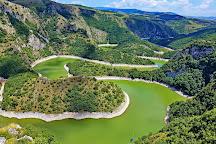 Special Nature Reserve Uvac, Nova Varos, Serbia