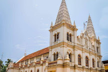 Santa Cruz Cathedral Basilica, Kochi (Cochin), India