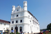 Church of St. Francis of Assissi, Old Goa, India