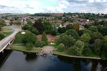 Stapenhill Gardens, Burton upon Trent, United Kingdom