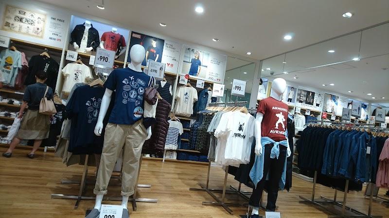ユニクロ キュービックプラザ新横浜店