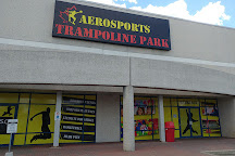 Aerosports Trampoline Park, Oakville, Canada