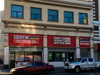Lucky Check Cashing Payday Loans Picture