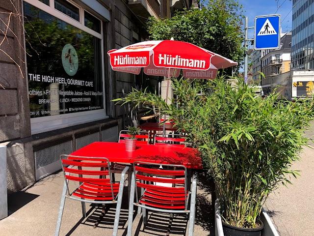 The High Heel Gourmet Cafe