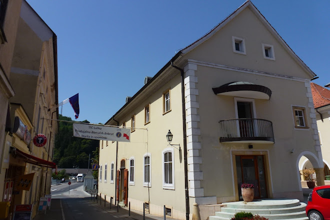 Tourist Information centre Lasko, Laško, Slovenia