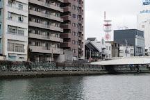 Fureai Bridge, Tokushima, Japan