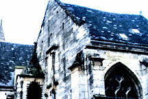 Eglise Saint-Vivien, Rouen, France