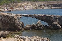 Cala Rotonda (Arco di Ulisse), Isola di Favignana, Italy