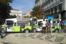 Eco Tuk Guide, Lisbon, Portugal