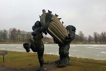 Suur Toll and Piret, Kuressaare, Estonia