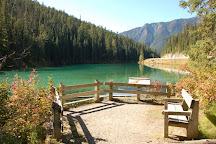 Olive Lake, Radium Hot Springs, Canada