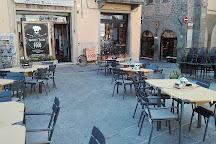 Piazza della Repubblica, Cortona, Italy