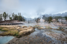 Mud Volcano, Yellowstone National Park, United States