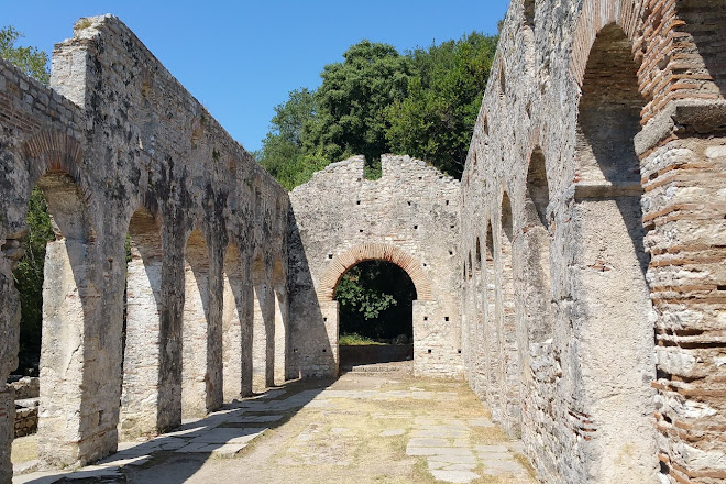 Visit Butrint National Park on your trip to Butrint or Albania