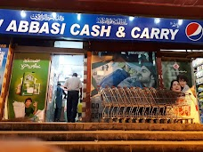 Abbasi Cash & Carry Store karachi