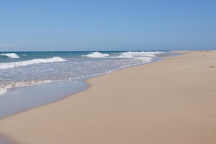 Arroio Seco Beach, Arroio do Sal, Brazil