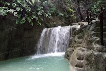 Binalayan Hidden Waterfalls, Samboan, Philippines