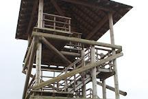 Liepaja lake watchtower, Liepaja, Latvia