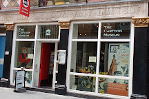 The Cartoon Museum, London, United Kingdom