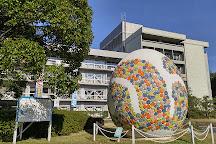 Maizuru Brick Park, Maizuru, Japan