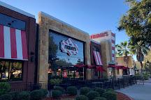 TGI Fridays I-drive Bar, Orlando, United States