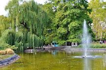Danube Park, Novi Sad, Serbia