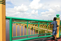 Tengku Agung Sultanah Latifah Bridge, Siak Sri Indrapura, Indonesia