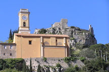 The Church of Èze, Eze, France