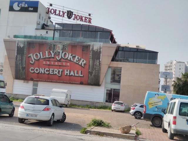 The Jolly Joker Saloon