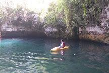 Cenote Verde Lucero, Puerto Morelos, Mexico