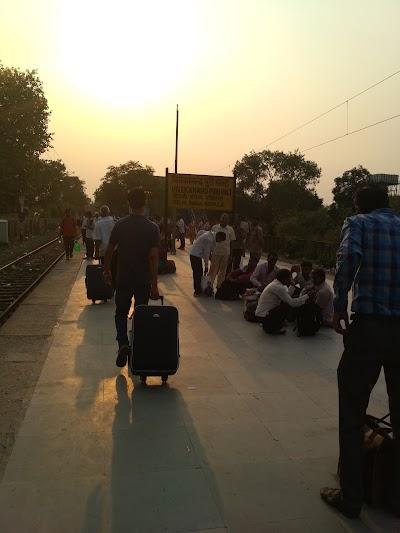 Vivekanand Puri Halt