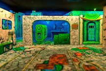 Glowingrooms 3D Schwarzlicht Minigolf Dusseldorf, Dusseldorf, Germany