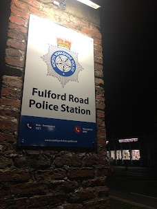 North Yorkshire Police – Fulford Road Police Station york