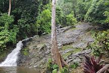 Durian Perangin Waterfall, Langkawi, Malaysia