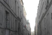 Hotel de Lauzun, Paris, France