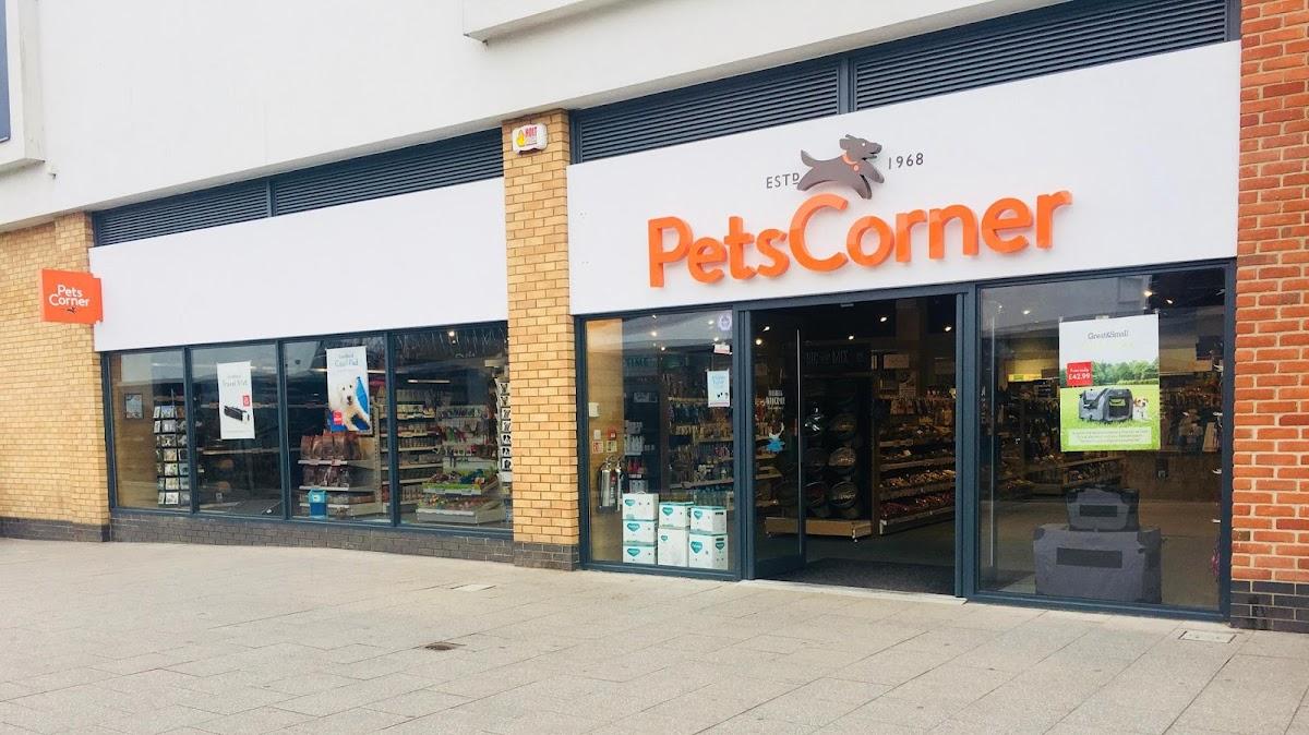 Pets Corner Farnborough store