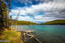 Chadburn Lake Recreation area, Whitehorse, Canada