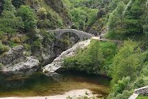 Pont du Diable, Thueyts, France