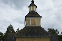 Paltaniemi Church, Paltamo, Finland