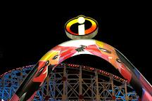 Incredicoaster, Anaheim, United States