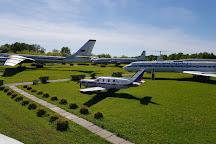 Museum of the Civil Aviation History, Ulyanovsk, Russia