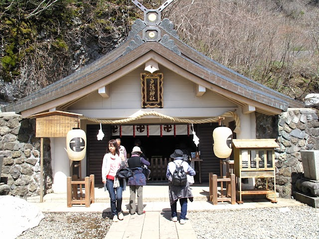 Upper Togakushi Shrine
