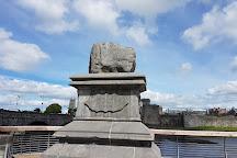 The Treaty Stone, Limerick, Ireland