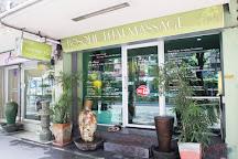 Bosque Thai Massage, Bangkok, Thailand