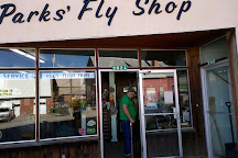 Parks' Fly Shop, Gardiner, United States