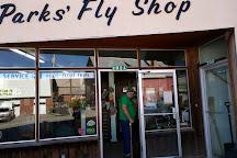 Parks' Fly Shop, Gardiner, United States